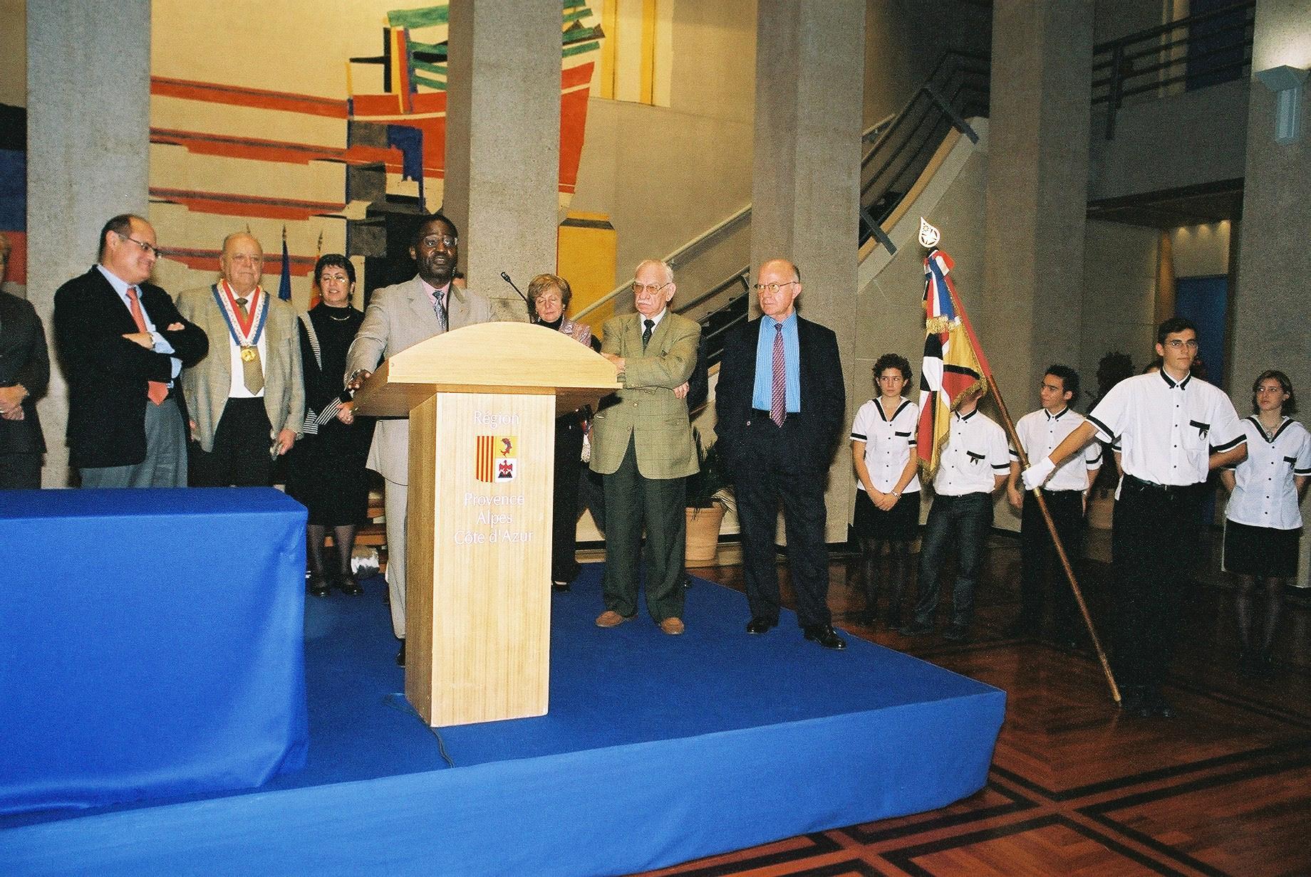 CeremoniePACA31oct20031