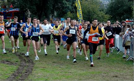 Course pour la Paix octobre 2014